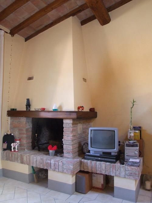 Di gianni spa la tua casa in toscana for Camino sul ponte rialzato